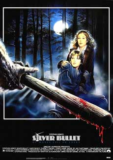 Silver Bullet Movie Poster