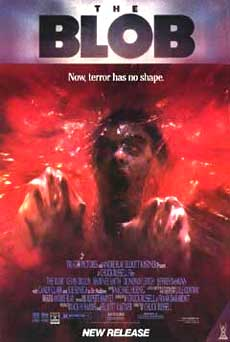 The Blob Movie Poster 1988