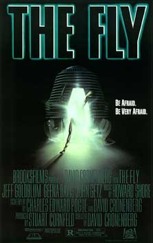 The Fly Movie Poster 1986