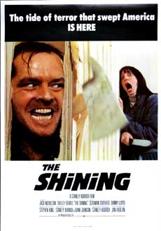 The Shining Movie Poster 1980