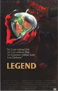 Legend 1985 Movie Poster