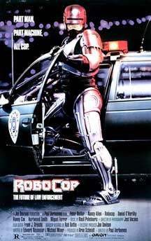 Robocop 1987Movie Poster