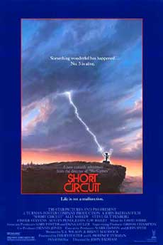 Short Circuit Movie Poster