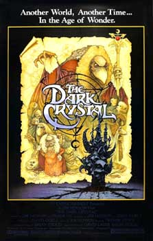 The Dark Crystal Movie Poster