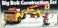 Big Bolt Construction Set