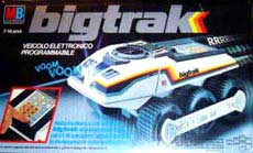 Milton Bradley Big Trak Toy