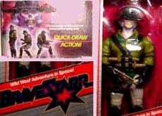 Bravestarr Action Figures