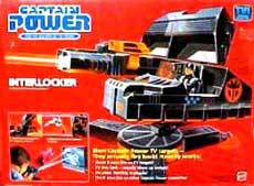 Captain Power 80's Toys