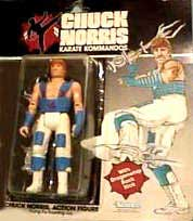 Chuck Norris Karate Kommandos Action Figures