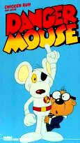 Danger Mouse 80's Toys