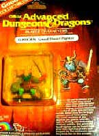 Dungeons and Dragons Action Figures