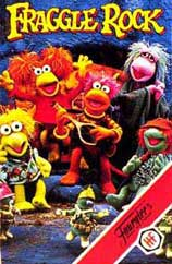 Fraggles 80's Toys