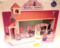 Maple Town Tonka 80's Toys