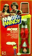 Mork and Mindy Action Figures