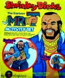 Mr. T Shrinky Dink