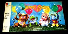 Muppet Babies Board Game