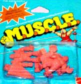 M.U.S.C.L.E. Muscle Men Action Figures