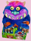 My Pet Monster Plush 80's Toys