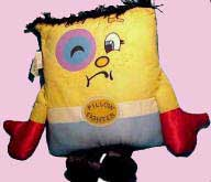 Pillow People Plush 80's Toys