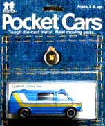 Pocket Cars Tomy 80's Toys