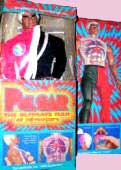 Pulsar Ultimate Man Action Figure