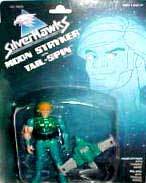 Silver Hawks Action Figures