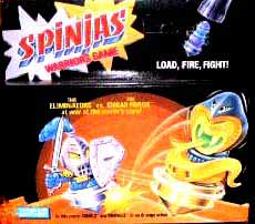Spinjas 80's Toys