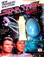 Star Trek Silly Putty