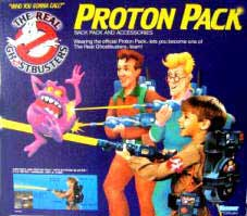 Ghostbusters 80's Toys