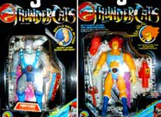 Thundercats Action Figures