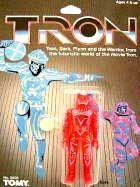 Tron Action Figures